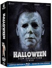 Halloween Film Collection (Ltd) (9 Blu-Ray+Book)