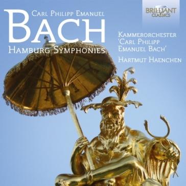Hamburg symphonies - sinfonie amburghesi - Haenchen Hartmut Dir ...
