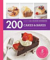 Hamlyn All Colour Cookery: 200 Cakes & Bakes