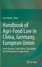 Handbook of Agri-Food Law in China, Germany, European Union