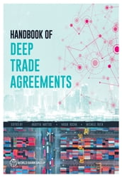 Handbook of Deep Trade Agreements