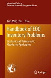 Handbook of EOQ Inventory Problems