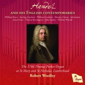 Handel and his english co