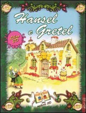 Hansel e gretel libro mondadori store for Disegni da colorare hansel e gretel