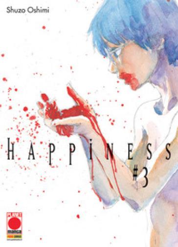 Happiness. 3. - Shuzo Oshimi  