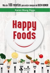 Happy Foods. Ebooks.