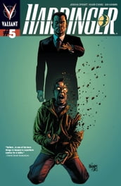 Harbinger (2012) Issue 5
