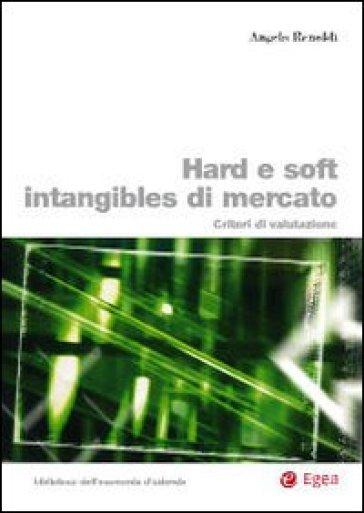 Hard e soft intangibles di mercato. Criteri di valutazione - Angelo Renoldi   Thecosgala.com