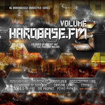Hardbase fm volume five