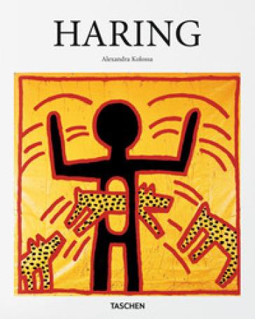 Haring. Ediz. illustrata - Alexandra Kolossa pdf epub