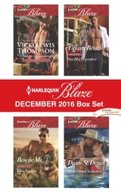Harlequin Blaze December 2016 Box Set