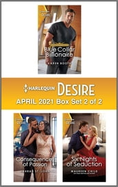 Harlequin Desire April 2021 - Box Set 2 of 2