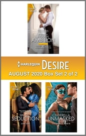 Harlequin Desire August 2020 - Box 2 of 2