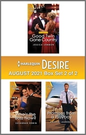 Harlequin Desire August 2021 - Box 2 of 2