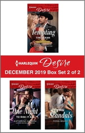 Harlequin Desire December 2019 - Box Set 2 of 2
