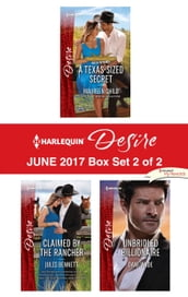 Harlequin Desire June 2017 - Box Set 2 of 2