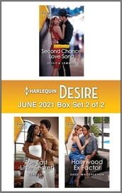 Harlequin Desire June 2021 - Box Set 2 of 2