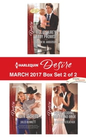 Harlequin Desire March 2017 - Box Set 2 of 2