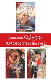 Harlequin Desire March 2017 - Box Set 1 of 2