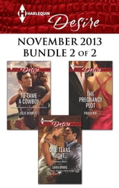 Harlequin Desire November 2013 - Bundle 2 of 2