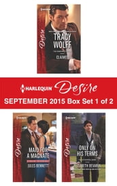 Harlequin Desire September 2015 - Box Set 1 of 2