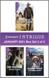 Harlequin Intrigue January 2021 - Box Set 2 of 2
