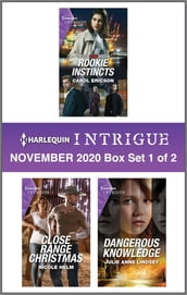 Harlequin Intrigue November 2020 - Box Set 1 of 2