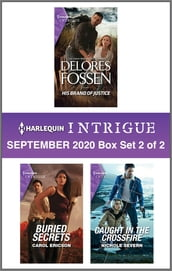 Harlequin Intrigue September 2020 - Box Set 2 of 2