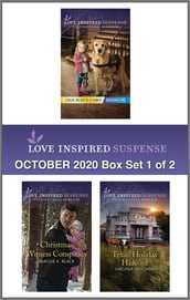 Harlequin Love Inspired Suspense October 2020 - Box Set 1 of 2