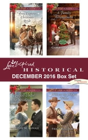 Harlequin Love Inspired Historical December 2016 Box Set