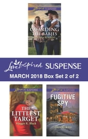 Harlequin Love Inspired Suspense March 2018 - Box Set 2 of 2