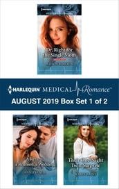 Harlequin Medical Romance August 2019 - Box Set 1 of 2