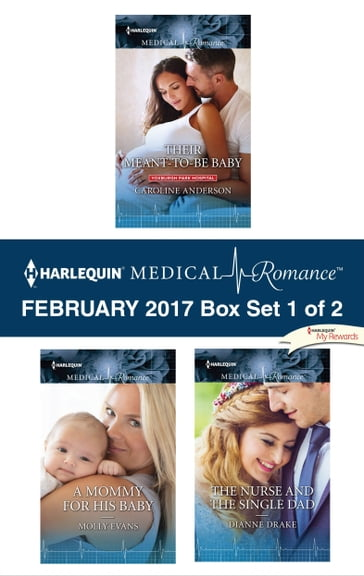 Harlequin Medical Romance February 2017 - Box Set 1 of 2