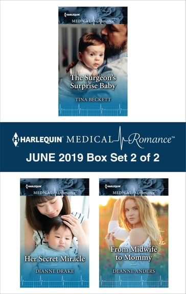 Harlequin Medical Romance June 2019 - Box Set 2 of 2