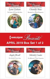 Harlequin Presents - April 2019 - Box Set 1 of 2