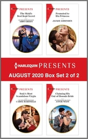 Harlequin Presents - August 2020 - Box Set 2 of 2