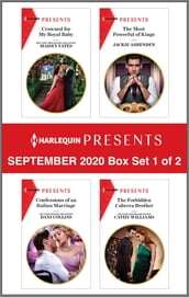 Harlequin Presents - September 2020 - Box Set 1 of 2