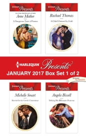 Harlequin Presents January 2017 - Box Set 1 of 2