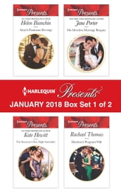 Harlequin Presents January 2018 - Box Set 1 of 2