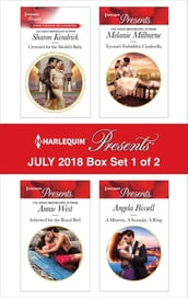 Harlequin Presents July 2018 - Box Set 1 of 2