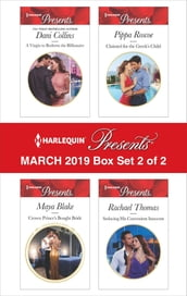 Harlequin Presents - March 2019 - Box Set 2 of 2