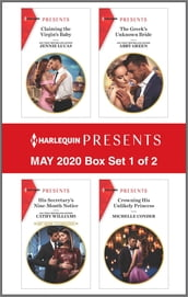 Harlequin Presents - May 2020 - Box Set 1 of 2
