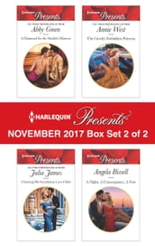 Harlequin Presents November 2017 - Box Set 2 of 2