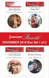 Harlequin Presents November 2018 - Box Set 1 of 2