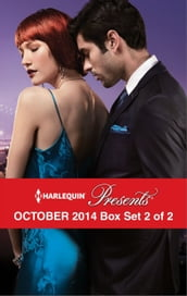 Harlequin Presents October 2014 - Box Set 2 of 2