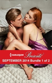 Harlequin Presents September 2014 - Bundle 1 of 2