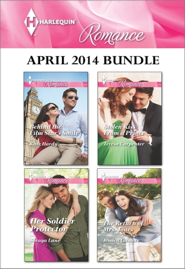Harlequin Romance April 2014 Bundle