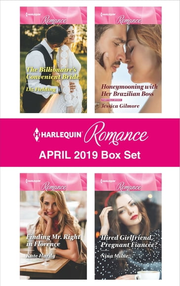 Harlequin Romance April 2019 Box Set
