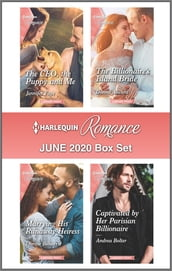 Harlequin Romance June 2020 Box Set