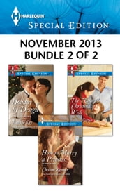Harlequin Special Edition November 2013 - Bundle 2 of 2